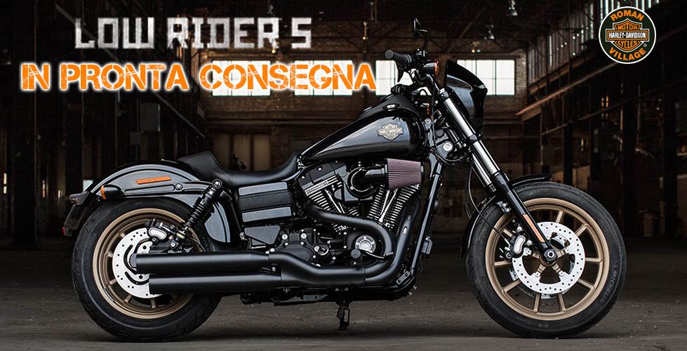 Low Rider S per SITO
