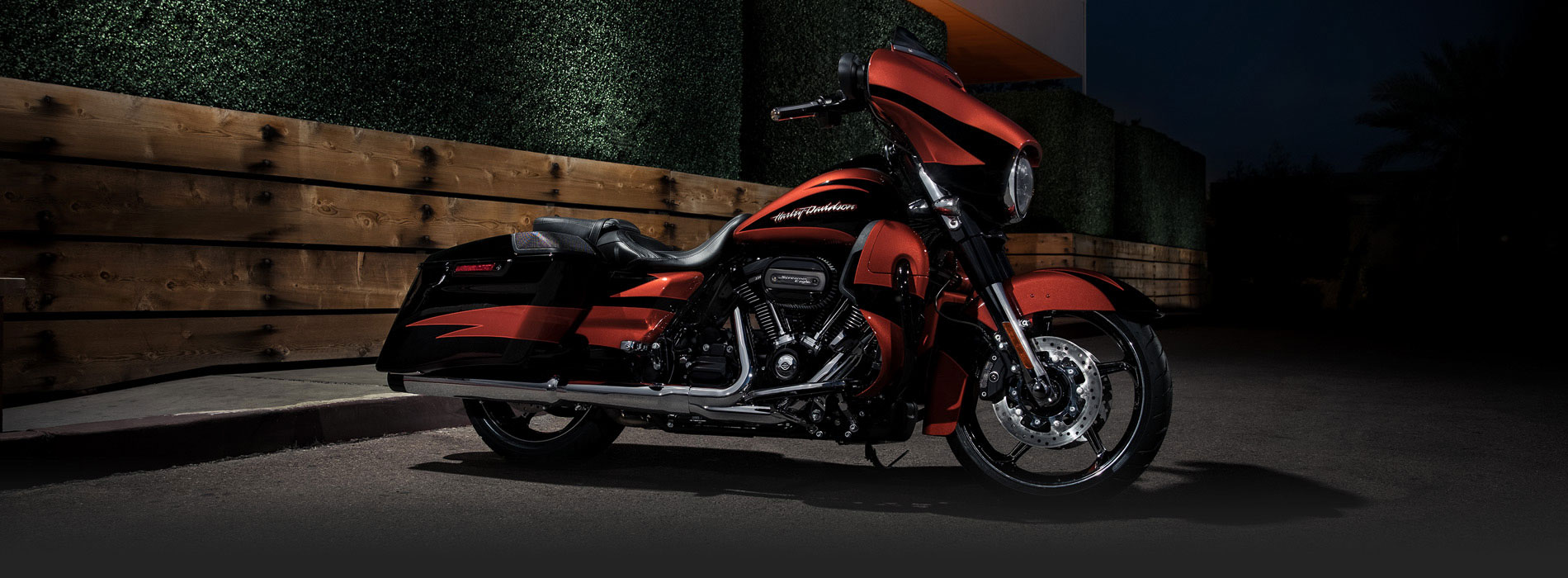 CVO<sup>™</sup> FLHXSE Street Glide<sup>®</sup> 2017