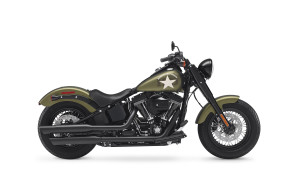 S Series FLSS Softail Slim® S 2017