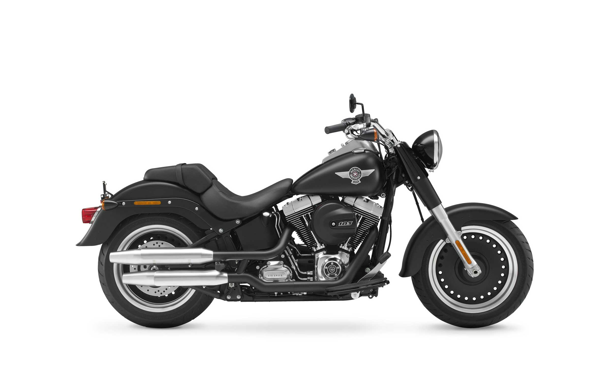 Softail FLSTFB Fat Boy Special 2017 - Harley-Davidson ...