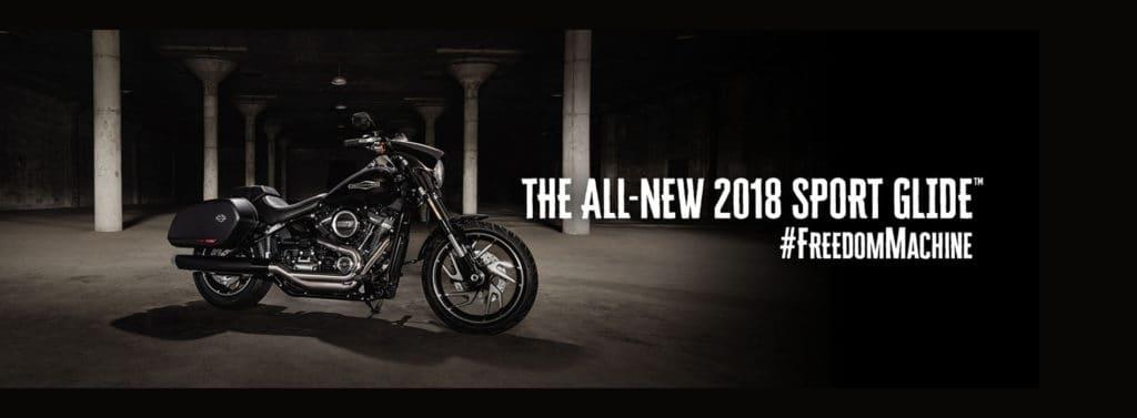 New Sport Glide 2018