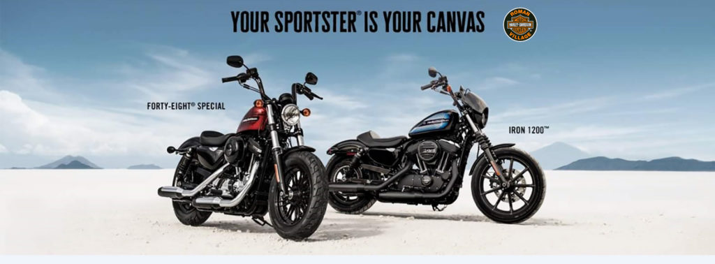 New Iron 1200 – New Forty Eight Special