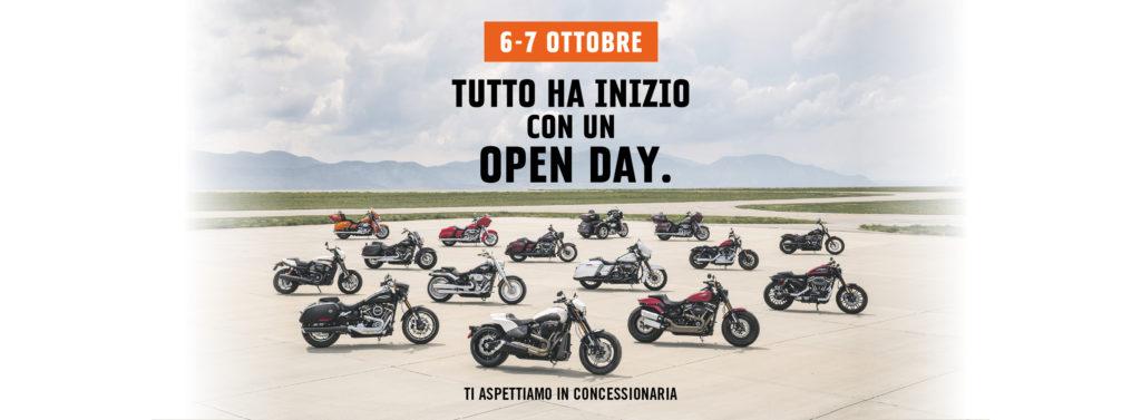 Open Day 6 e 7 Ottobre 2018
