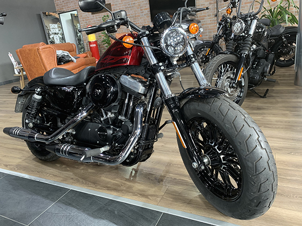 XL 1200 Forty Eight 2017