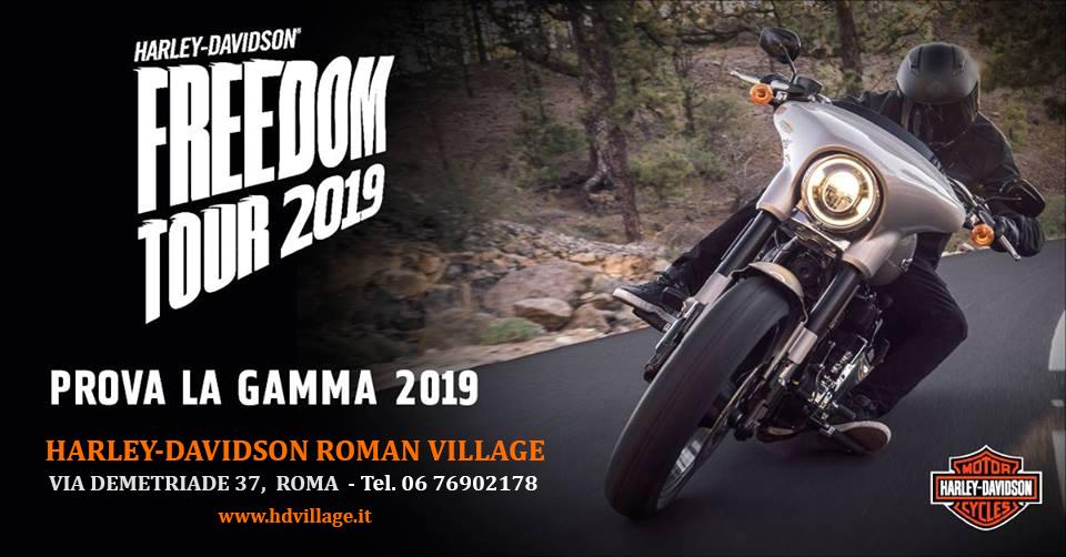 Freedom Tour 2019