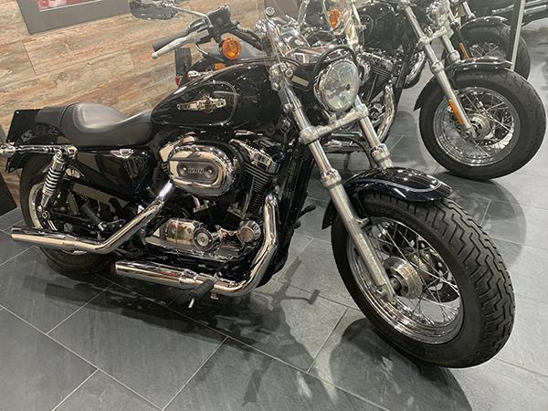 XL 1200 Custom 2014