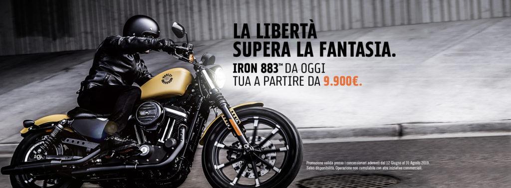 Iron 883<sup>™</sup>