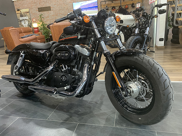 XL 1200 Forty Eight 2011