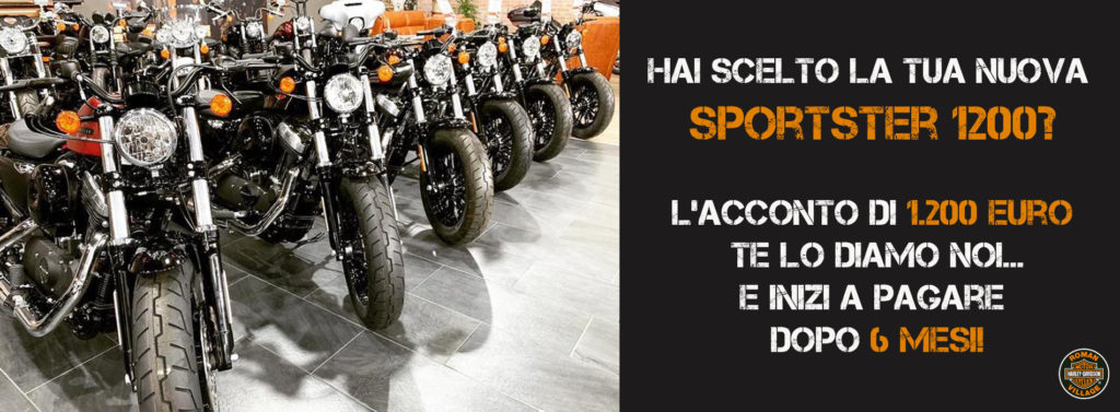 Promo Sporster 1200