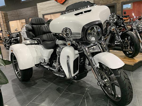 Trike® CVO™ 2020 – MOTO NUOVA