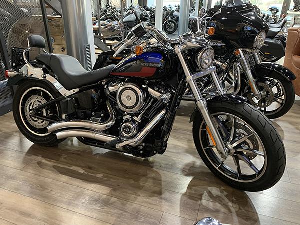 Softail® Low Rider® 2019 – Conto Vendita