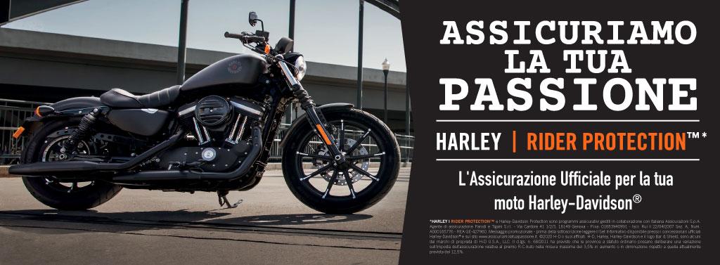 Assicurazione Harley Rider Protection