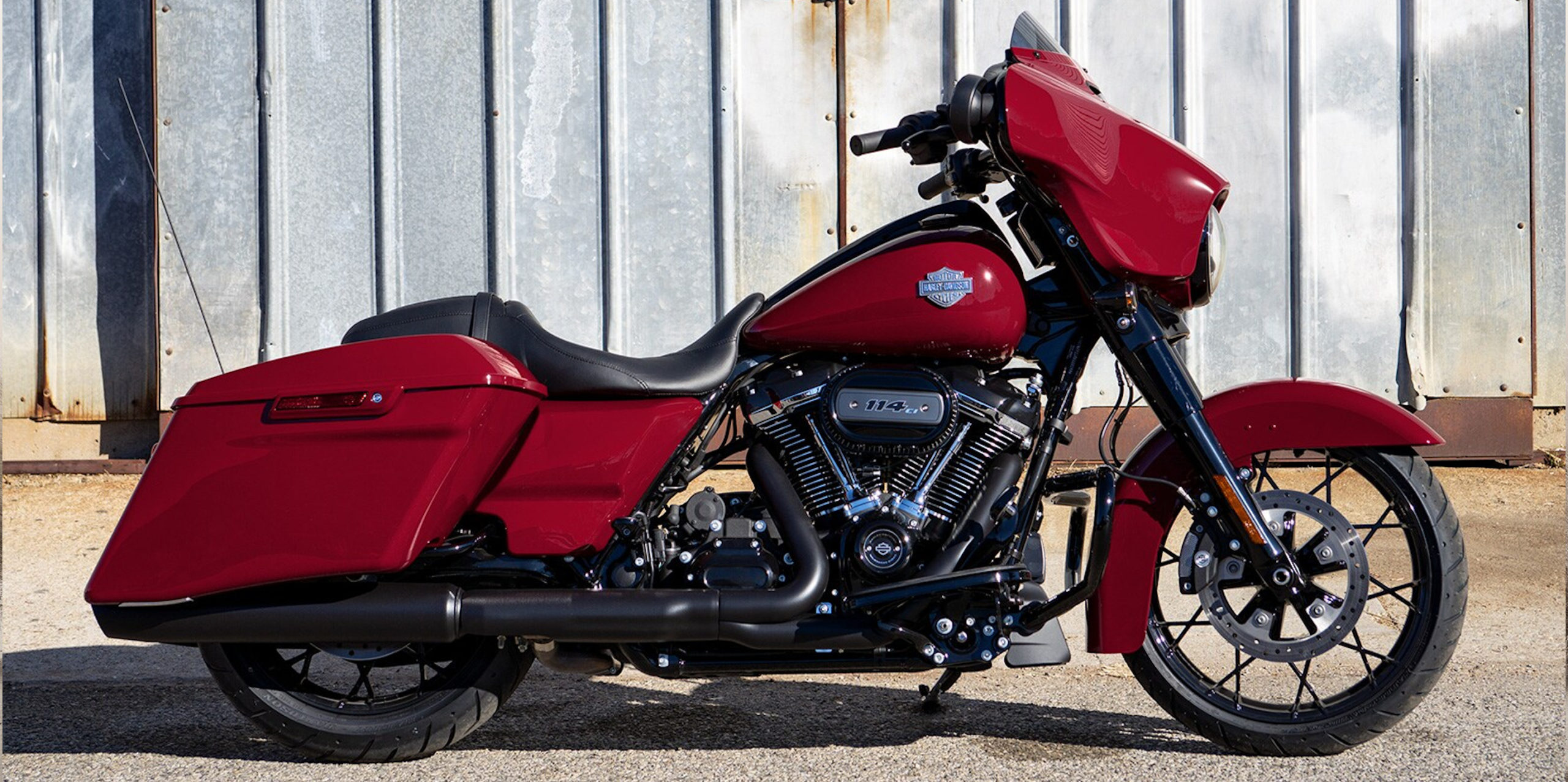 Touring Street Glide<sup>®</sup> Special 2021
