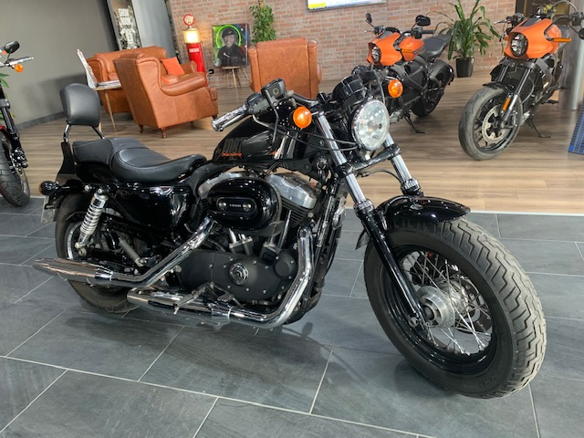 XL 1200 Forty Eight 2013