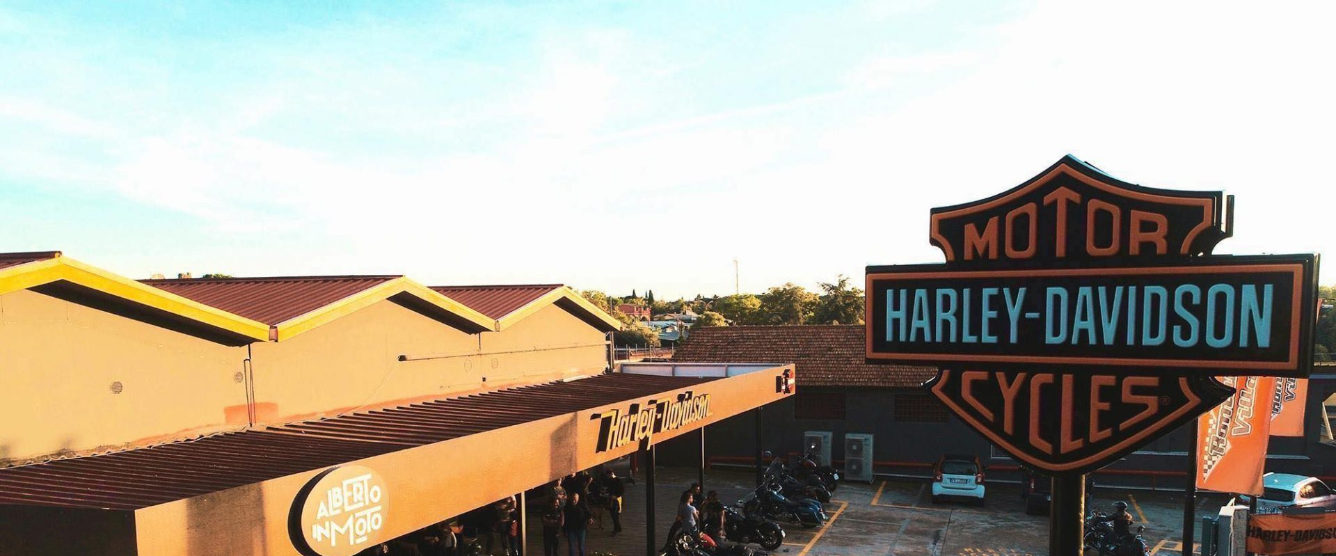 Harley-Davidson Roman Village